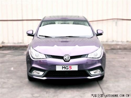 mg 上海汽车 mg5 2012款 基本型 -2