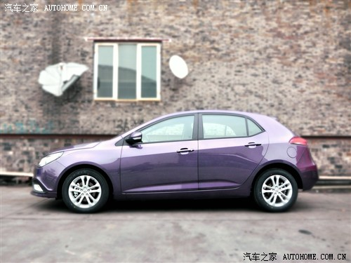 mg 上海汽车 mg5 2012款 基本型 -3