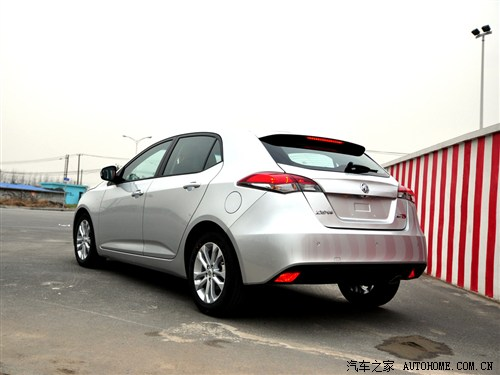 mg 上海汽车 mg5 2012款 基本型 -4