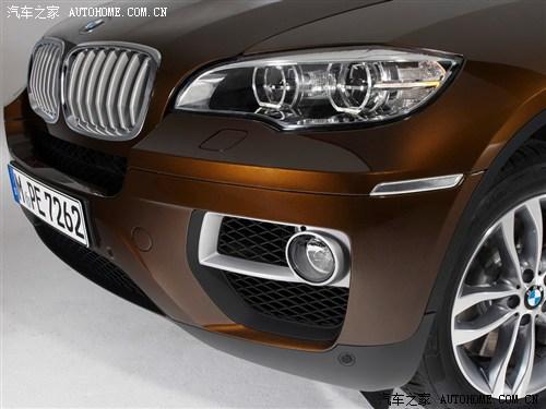 宝马 宝马(进口) 宝马X6 2013款 基本型