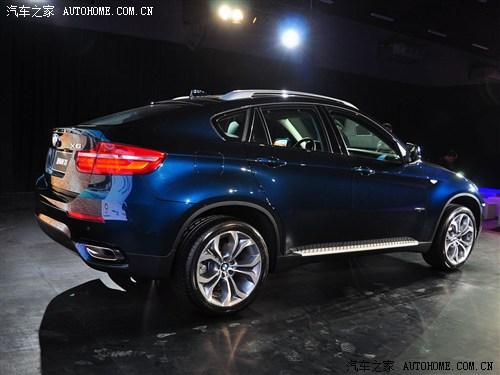 宝马 宝马(进口) 宝马X6 2012款 xDrive50i