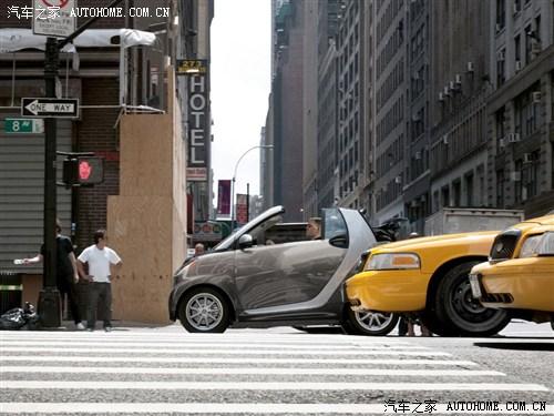 smart smart smart fortwo 2013款 基本型