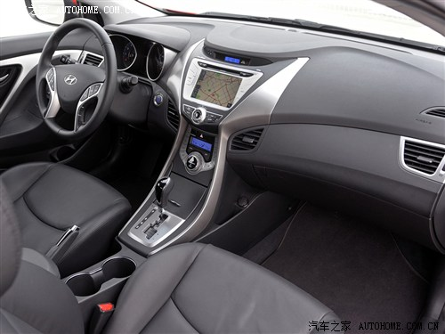 现代 现代(进口) 伊兰特(海外) 2013款 Coupe