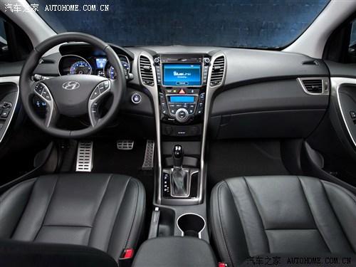 现代 现代(进口) 伊兰特(海外) 2013款 GT