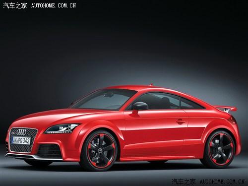 汽车之家 奥迪RS 奥迪TT RS 2013款 TT RS plus