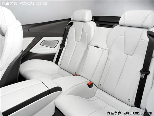 宝马 宝马(进口) 宝马m系 2013款 m6 convertible