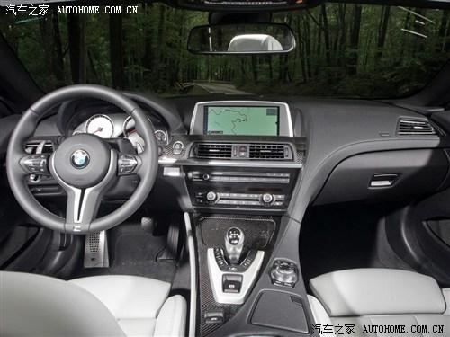 宝马 宝马M 宝马M6 2013款 M6 Convertible