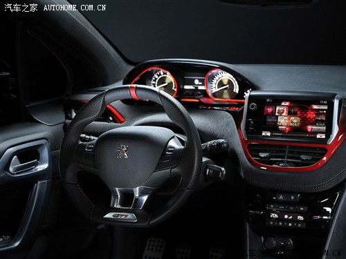 标致 标致(进口) 标致208 2012款 GTi Concept