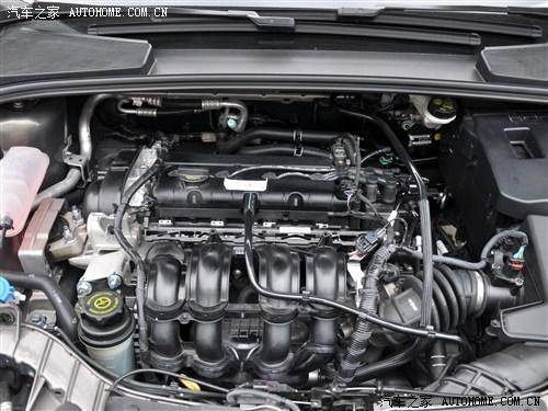 福特 长安福特 福克斯 2012款 三厢1.6 AT尊贵型