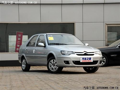 雪铁龙 东风雪铁龙 爱丽舍 2012款 三厢 1.6l 手动尊贵型