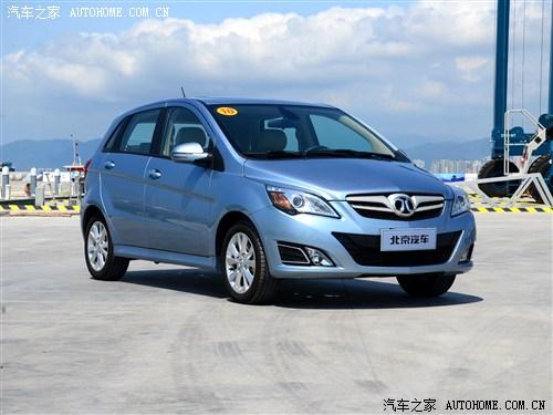 北京汽车 北京汽车 北京汽车E系列 2012款 1.5L 乐享自动版