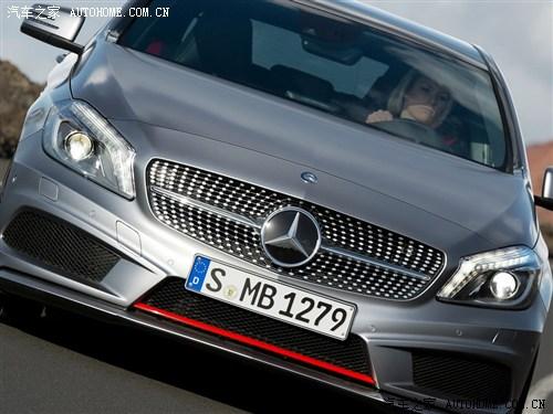 奔驰 奔驰(进口) 奔驰a级 2013款 a 250