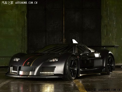 Gumpert Gumpert Apollo 2012款 Enraged