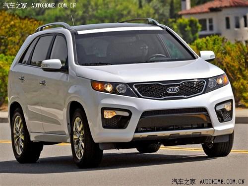 起亚 起亚(进口) 索兰托 2013款 基本型