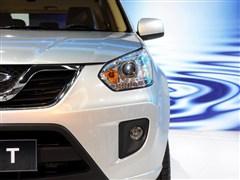 奇瑞 奇瑞汽车 瑞虎 2012款 精英版1.6DVVT MT豪华型