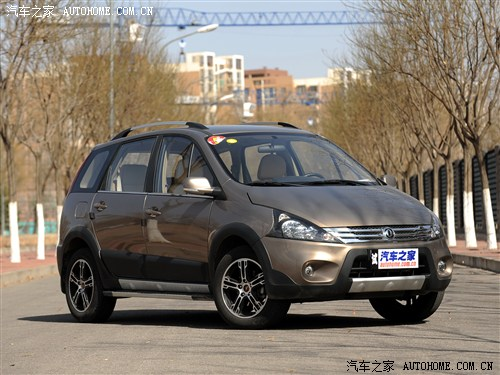 东风 风行汽车 景逸SUV 2012款 1.6L 尊贵型