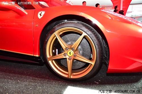 ������ ������ 458 Italia 2012�� 4.5 �������