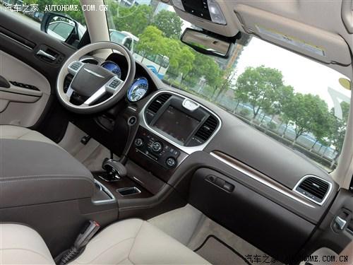 克莱斯勒 克莱斯勒(进口) 克莱斯勒300c(进口) 2012款 3.6 豪华版