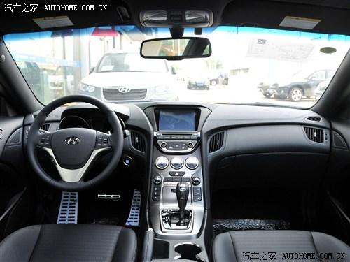 现代 现代(进口) 劳恩斯-酷派 2012款 2.0T 自动Brembo版