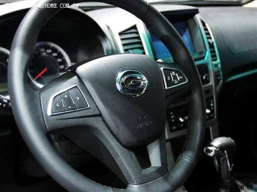 吉奥 广汽吉奥 奥轩GX5 2012款 2.4 自动四驱天窗版