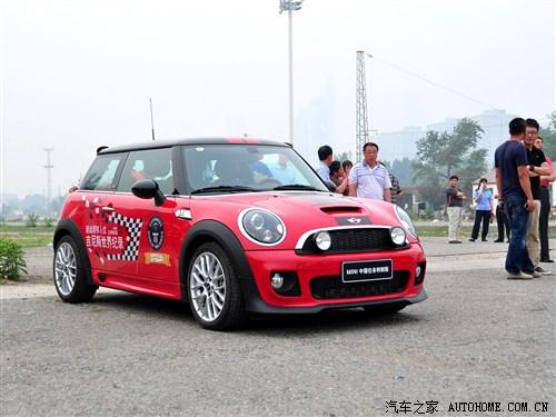 MINI MINI MINI 2012款 1.6T COOPER S 中国任务版