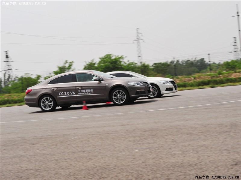 大众 一汽-大众cc 2012款 3.