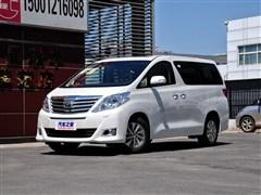 丰田 丰田(进口) 埃尔法 2012款 2.4L 豪华版