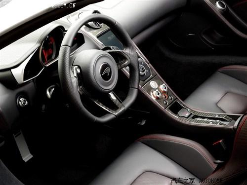 迈凯轮 迈凯轮 迈凯轮MP4-12C 2013款 基本型