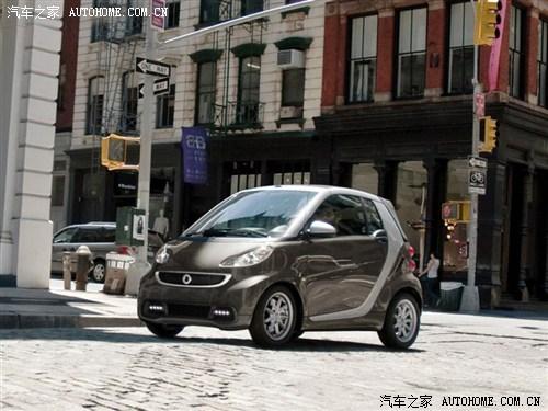 smart smart smart fortwo 2012款 1.0T 博速Xclusive版