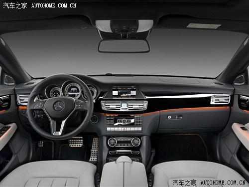 奔驰 奔驰(进口) 奔驰CLS 2013款 Shooting Brake
