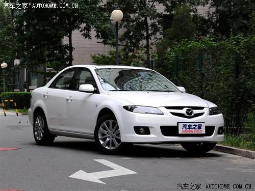 马自达 一汽马自达 马自达6 2012款 2.0 自动超豪华型