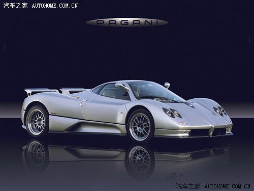 帕加尼 帕加尼 Zonda 2004款 7.3 C12 s