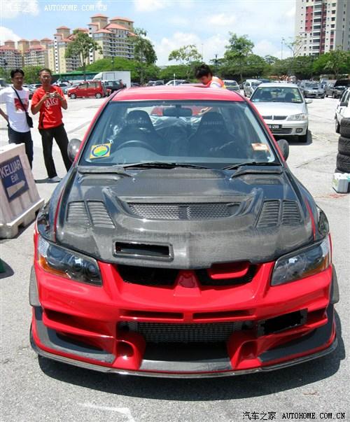 汽车之家 三菱(进口) LANCER 2006款 2.0T EVO IX