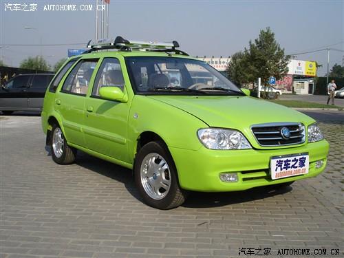 吉利 吉利汽车 豪情 2005款 SRV 1.3舒适型