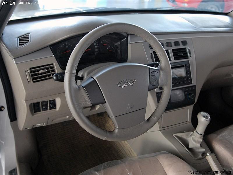 奇瑞奇瑞A52.0华贵型中控方向盘 47162