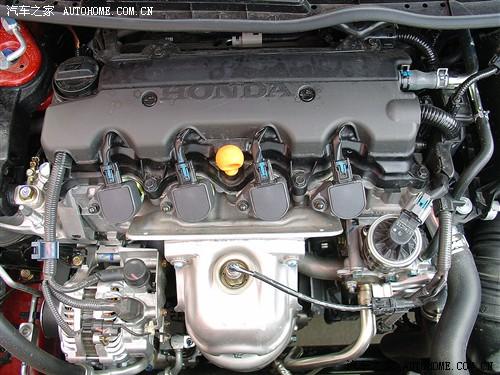 『i-vtec发动机动力一般,燃油经济性不错』