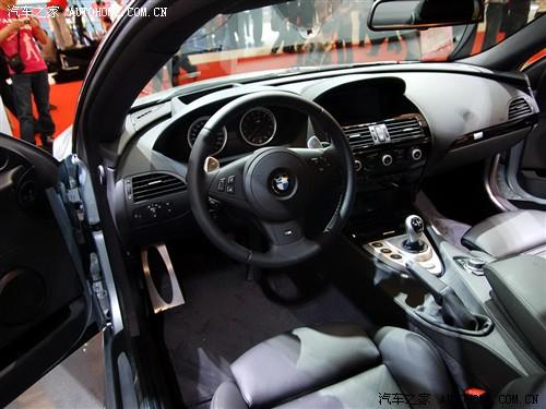 汽车之家 宝马(进口) 宝马M系 2006款 M6