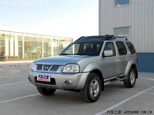 日产 郑州日产 帕拉丁 2006款 2.4 四驱行政版
