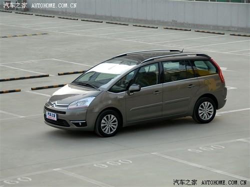雪铁龙 雪铁龙(进口) 大C4毕加索 2009款 2.0 豪华型