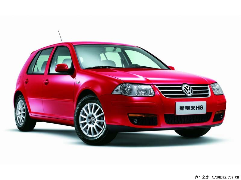 FAW Volkswagen Bora HS & Golf (Mk4) - Page 2 - China Car Forums