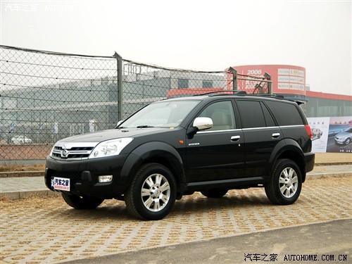 柴油SUV也优惠 哈弗两驱豪华版11.63万高清图片