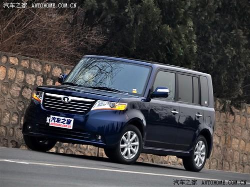 汽车之家 长城汽车 酷熊 09款 1.5 精英型