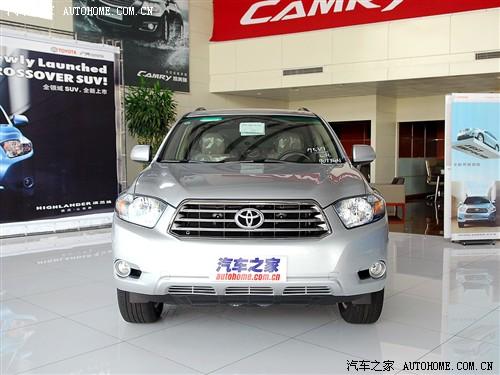 汽车之家 进口丰田 汉兰达 3.5L 运动版