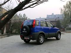 汽车之家 众泰汽车 众泰2008 1.3 时尚版