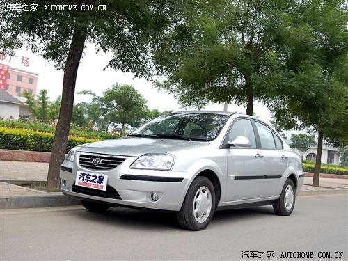 汽车之家 哈飞汽车 赛豹III 08款 1.6舒适型