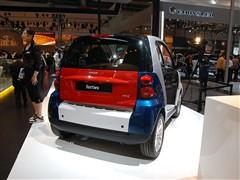 汽车之家 精灵smart smart fortwo 09款 mhd 硬顶 标准版