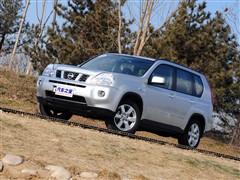 汽车之家 东风日产 奇骏 08款 2.5L XL MT 4WD