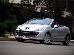 汽车之家 进口标致 进口标致207 cc gt150 精英版