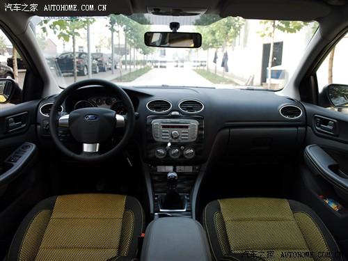汽车之家 长安福特 福克斯 09款两厢2.0 mt运动型