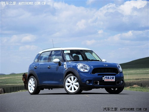 MINI MINI MINI COUNTRYMAN 2011款 1.6T COOPER S All 4